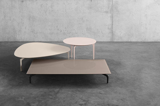 Sidetable T2 15.002.01 de Kettnaker | Tables basses
