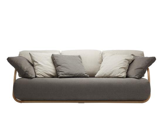 2002 Bentwood Sofa de Gebrüder T 1819 | Sofás