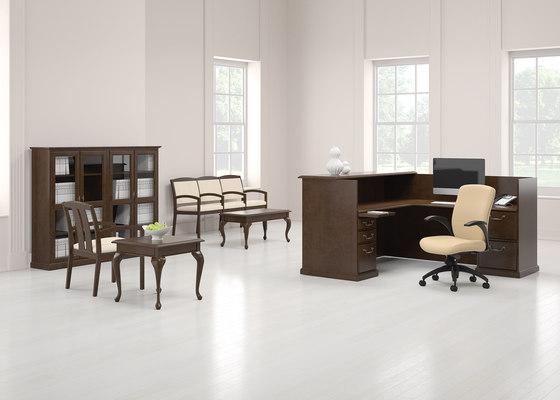 Barrington Desk de National Office Furniture   Escritorios