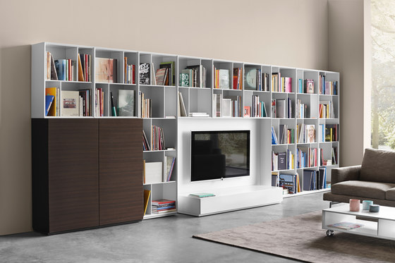 Alea Living 14.005.01 by Kettnaker | Wall storage systems