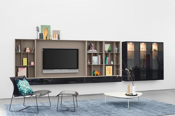 Alea Wohnen 15.001.01 von Kettnaker | Multimedia Sideboards