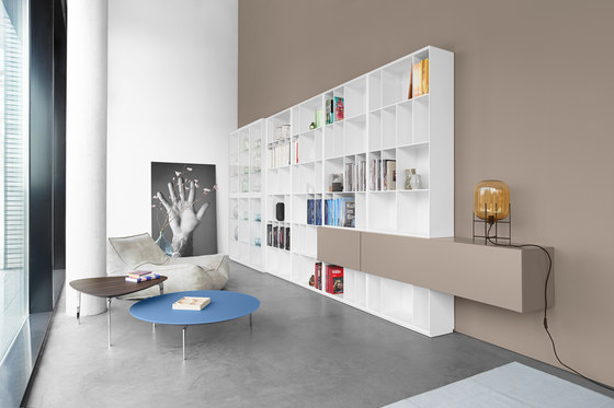 Alea Living 15.008.01 by Kettnaker | Display cabinets