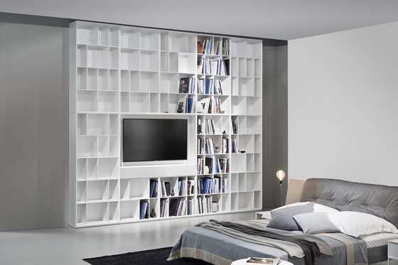 Alea Living 16.003.01 by Kettnaker | Wall storage systems