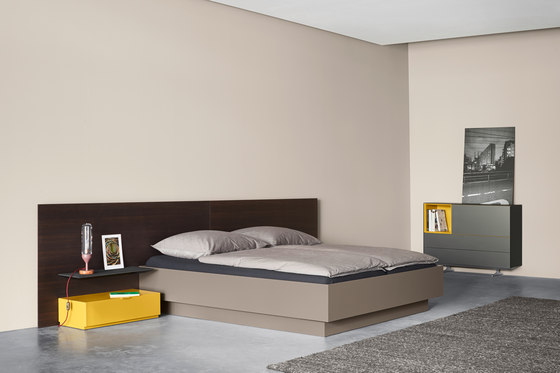Bed B3 14.002.01 by Kettnaker | Beds
