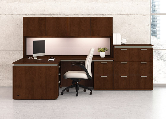 Casbah Desk von National Office Furniture | Desks