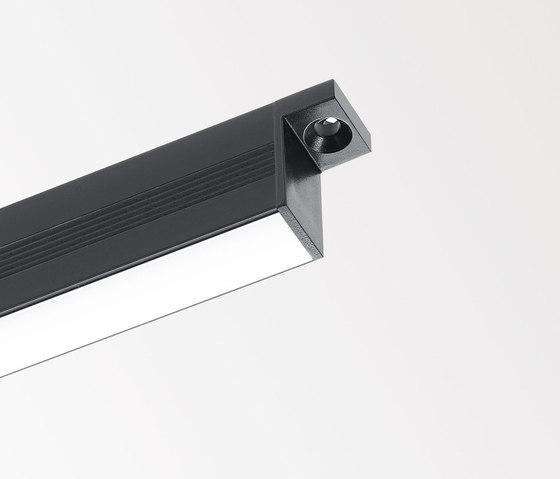 LEDLine 15 profile de Delta Light | Plafonniers à encastrer