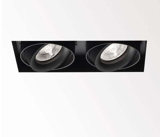 Minigrid In Trimless SI | Minigrid In Trimless 2 Frame + 2 x Minigrid Snap-In Hi LED de Delta Light | Éclairage général
