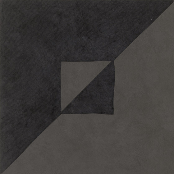 Tangle | Due Facce Grey by Ornamenta | Ceramic tiles