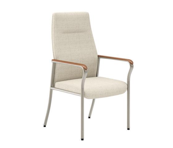 Confide Seating de National Office Furniture | Sillas