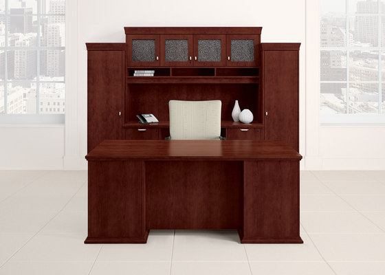 Escalade Desk de National Office Furniture | Bureaux de direction