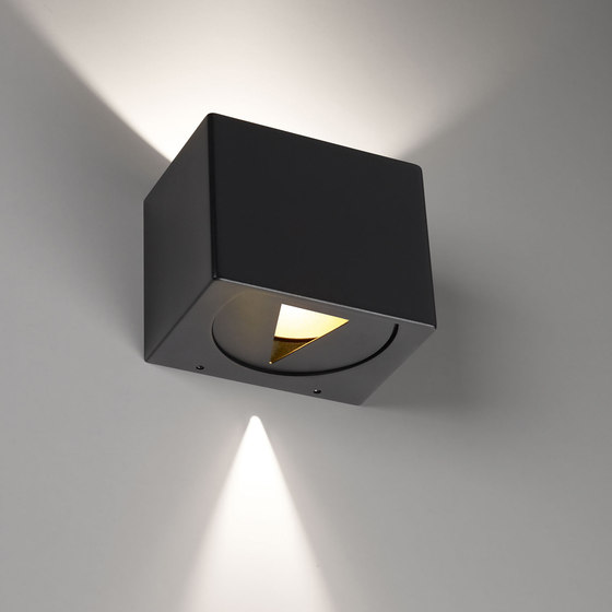 Tiga In LED 827 DIM8 by Delta Light | Wall lights