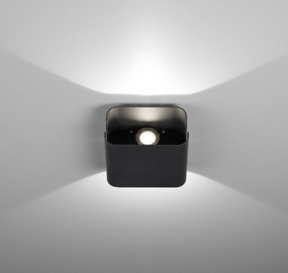 Want-It S X 830 di Delta Light | Lampade parete