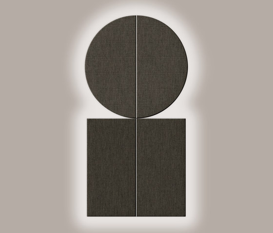 Parentesit Wall Panel by Arper   Sound absorbing objects