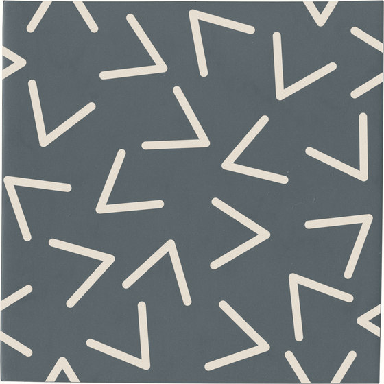 80s Jumble Cool |80S2020JC by Ornamenta | Floor tiles