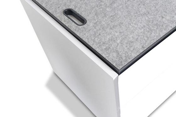 Mobile pedestal di Westermann | Cassettiere ufficio