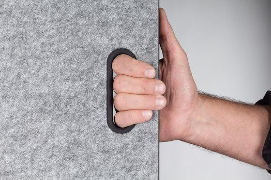 Acoustic shield wall de Westermann | Paredes móviles