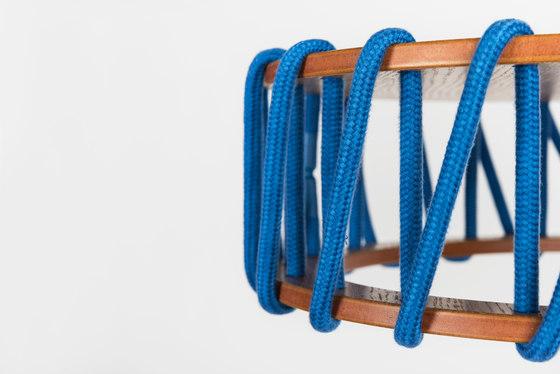 Macaron Pendant Lamp, blue di EMKO | Lampade sospensione
