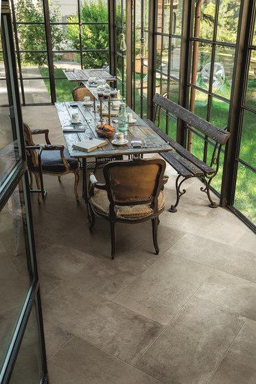 Argille 2.0 | Terra Grigia by Casa dolce casa by Florim | Ceramic panels