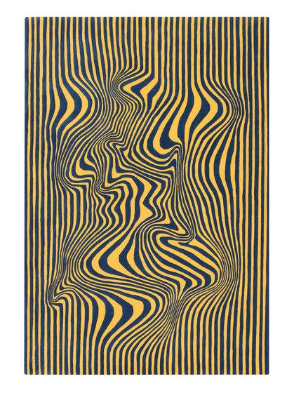 Feldmeilen Teppich von Atelier Pfister | Formatteppiche