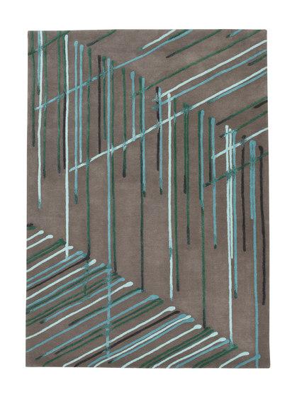 Les Gouttes Teppich von Atelier Pfister | Formatteppiche