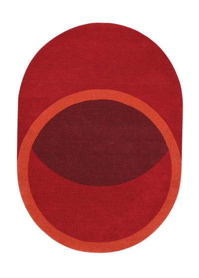 Rolle Teppich von Atelier Pfister | Formatteppiche