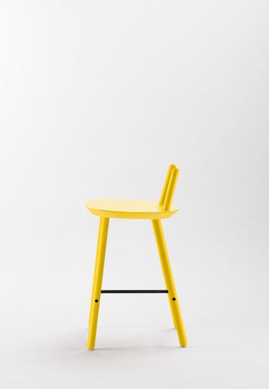 Naïve Semi Bar Chair de EMKO | Taburetes de bar