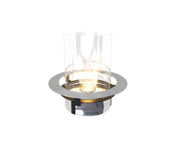 Rondo Commerce by Planika | Garden fire pits