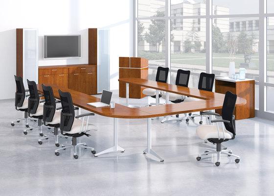 WaveWorks Table de National Office Furniture | Mesas multiusos