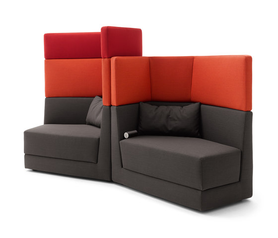 Scope Seating group by COR   Sofas
