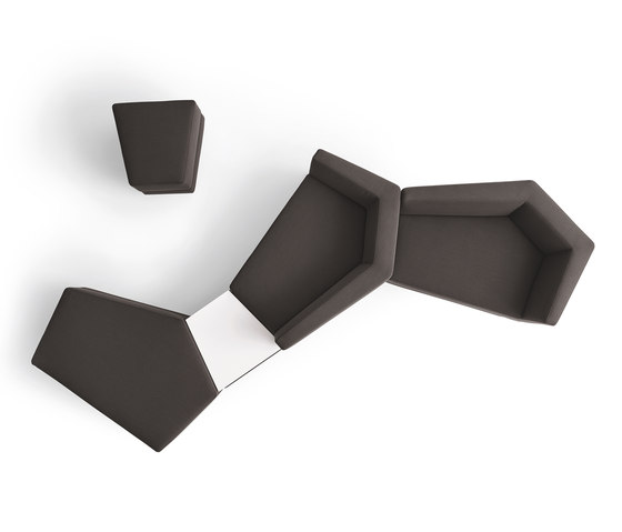 Scope Seating island by COR   Sofas