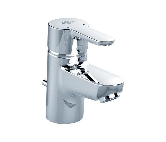connect blue waschtischarmatur piccolo wash basin taps. Black Bedroom Furniture Sets. Home Design Ideas
