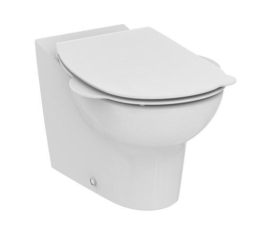 contour 21 kinder wc sitz schools f r s3123 toilet seats by ideal standard architonic. Black Bedroom Furniture Sets. Home Design Ideas