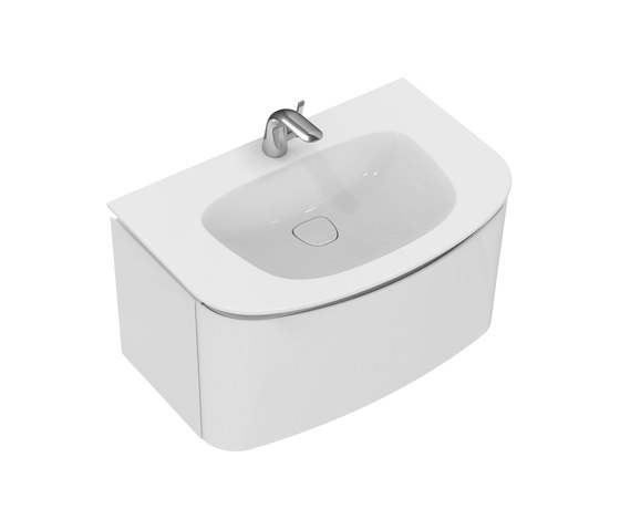 dea waschtisch unterschrank 800mm wash basins from ideal standard architonic. Black Bedroom Furniture Sets. Home Design Ideas
