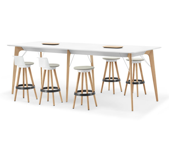 TIMBA Table by Bene | Standing tables