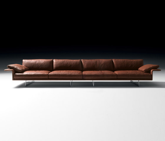 Alato Sofa by black tie | Sofas