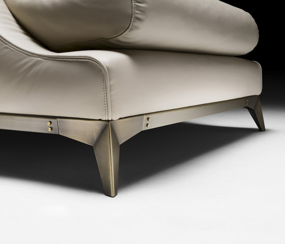 Brando Armchair by black tie | Armchairs