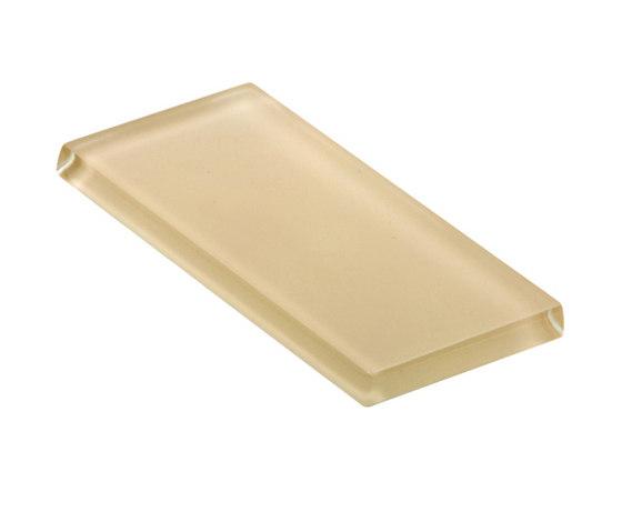 Glasstints   raw fiber matte di Interstyle Ceramic & Glass   Piastrelle vetro