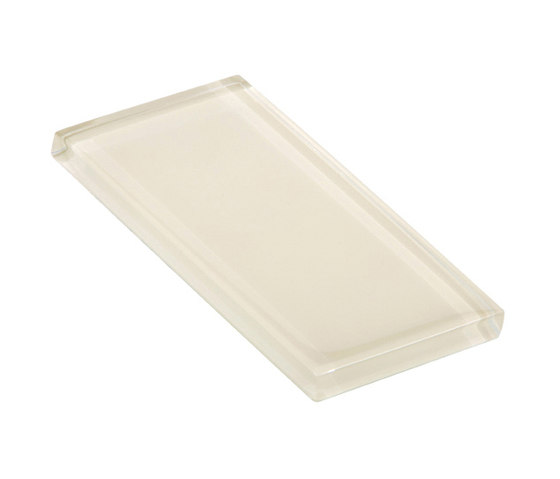 Glasstints | powdered ginger glossy de Interstyle Ceramic & Glass | Carrelage en verre