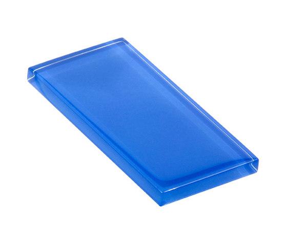Glasstints | rhapsody in blue glossy de Interstyle Ceramic & Glass | Carrelage en verre