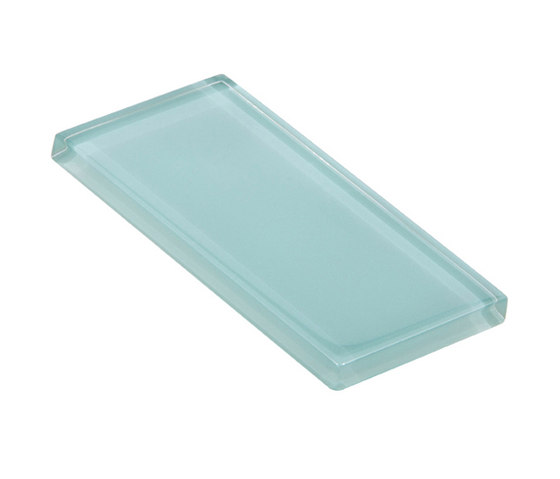 Glasstints | aqua beryl glossy de Interstyle Ceramic & Glass | Carrelage