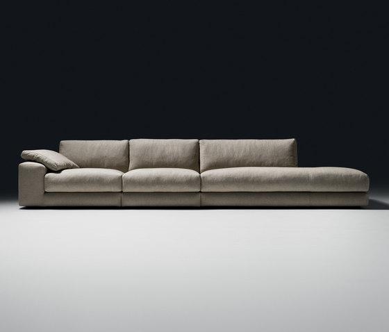 Dante Sofa de black tie | Sofás