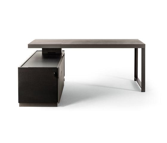 Jobs President Desk di Poltrona Frau   Scrivanie