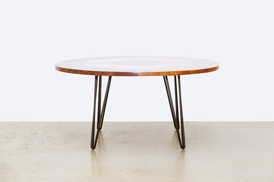 The Concentric Table di Bellwether Furniture | Tavolini bassi