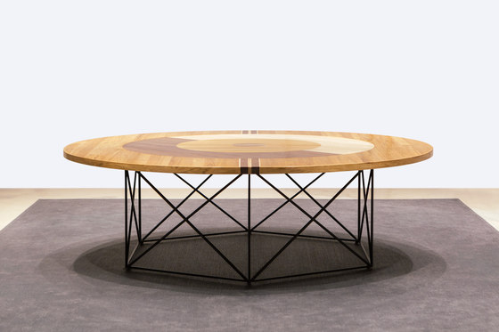 The Epicycle Table de Bellwether Furniture | Tables de repas