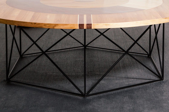The Epicycle Table de Bellwether Furniture | Tables de conférence