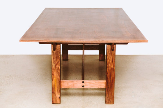 The Farm Tavern Table by Bellwether Furniture | Restaurant tables