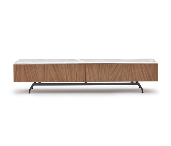 Allen TV Stand by Alberta Pacific Furniture | Multimedia sideboards