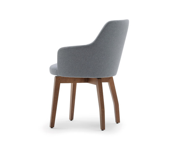 Allen Chair by Alberta Pacific Furniture | Armchairs