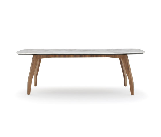 Allen 1 Table by Alberta Pacific Furniture | Dining tables