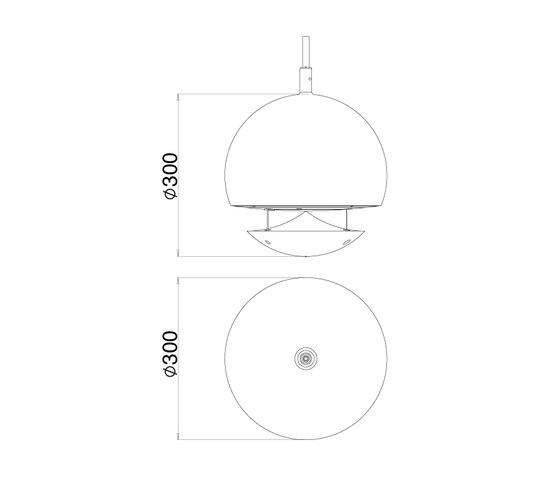Spherina air sistemi audio architettura sonora architonic - Bagno a ripoli cap ...